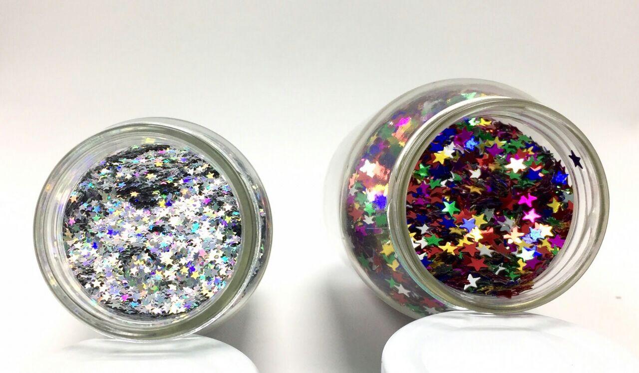 Glitter Figura a