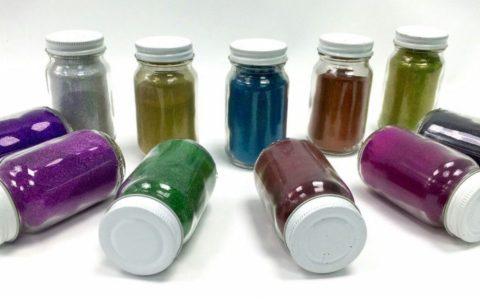 Glitters Lassers para Serigrafía Textil