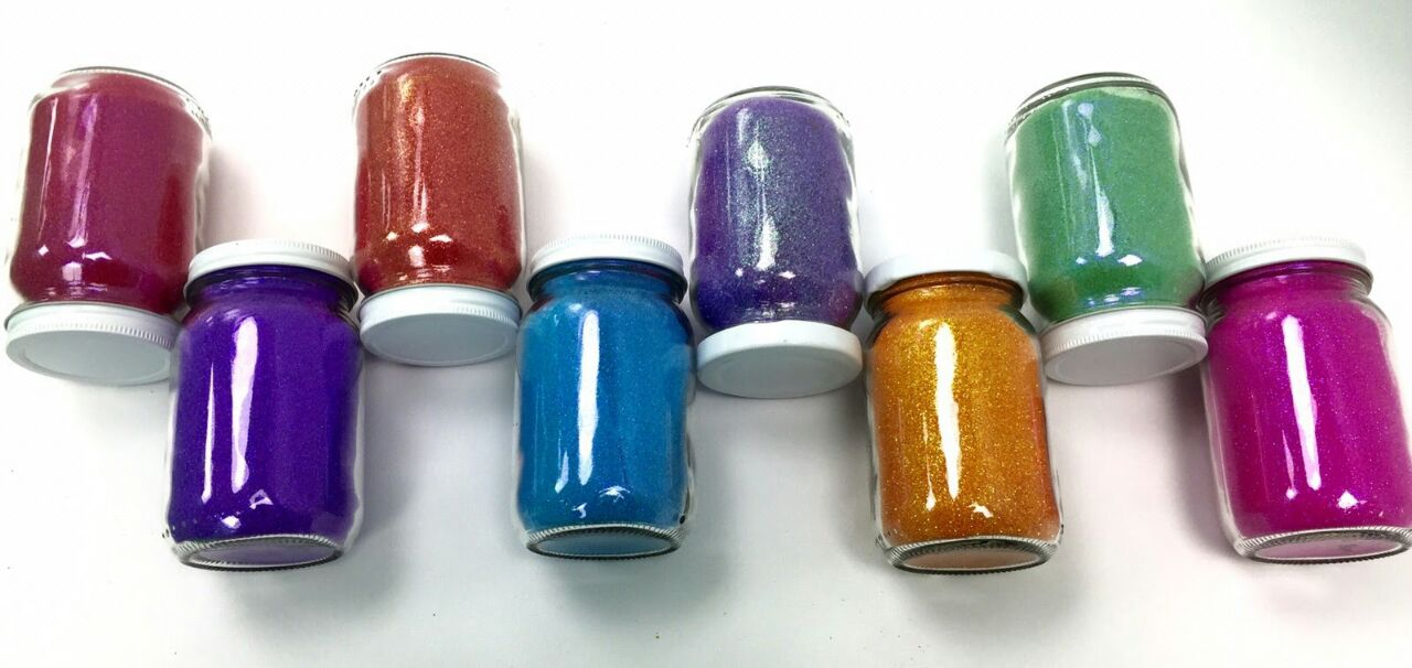 Glitter Rainbow b