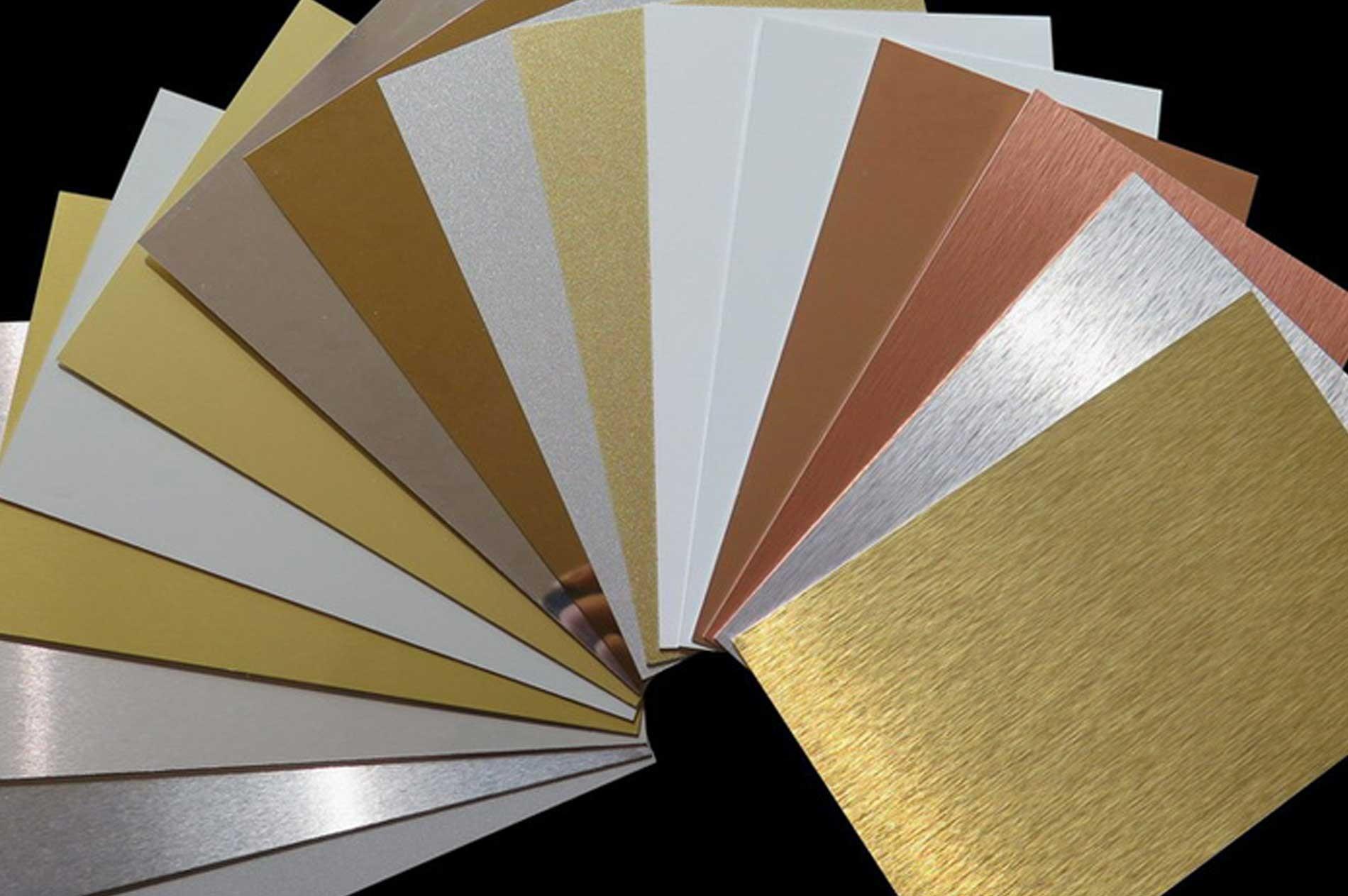 Placas de aluminio para sublimaci n think publicidad - Placa de aluminio ...