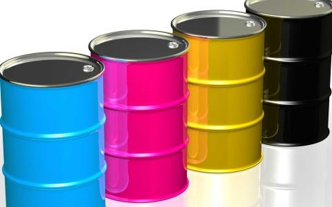 Tintas y Solventes para Gran Formato