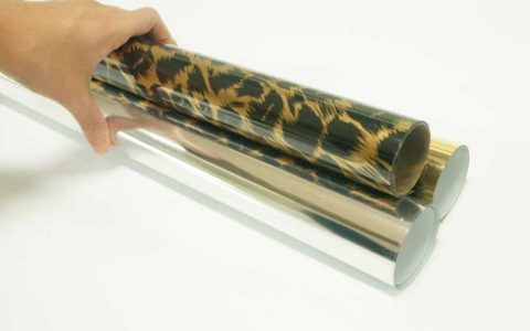 Viniles Textiles Animal Print