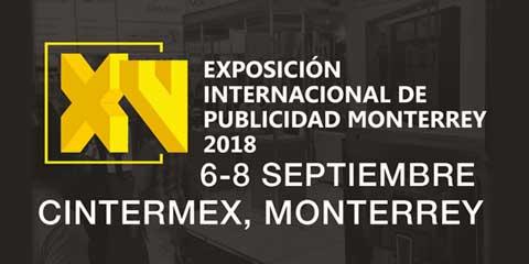 Expo Publicidad, Monterrey 2018