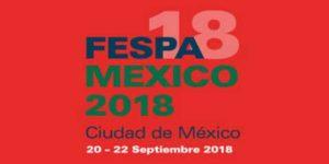 Fespa, México 2018