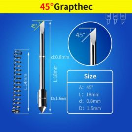 navaja-graphtec-45-grados-pza