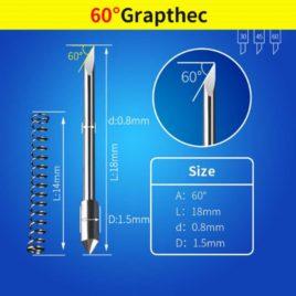 navaja-graphtec-60-grados-pza